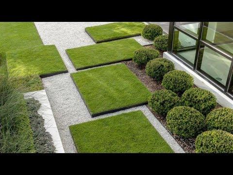Top 80 Modern Garden Design Ideas - YouTu