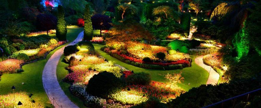 5 Incredible Benefits of Landscape Lighting & Garden Ligh
