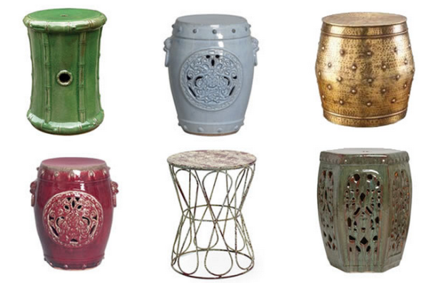 What Is A Garden Stool, Anyway?   The Kellogg Collecti