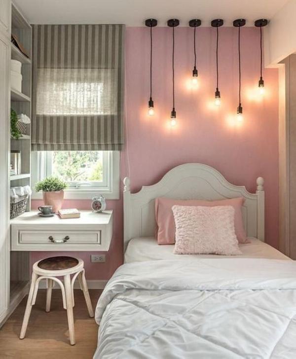 48 Trendy Girls Bedroom Ideas That Dream Space Teenagers .