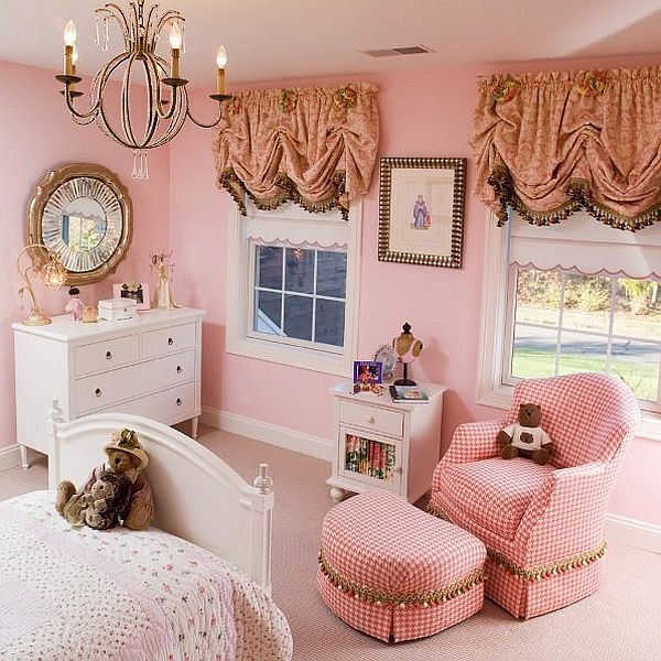 More beautiuful girls bedroom decorating ide