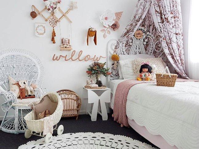 12 Inspiring Girls' Bedroom Ide