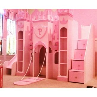 Princess Bunk Beds For Girls for 2020 - Ideas on Fot