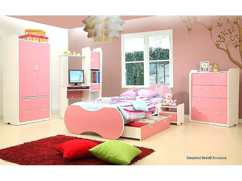 Grab Childrens Bedroom Furniture Sets | Girls bedroom furniture .