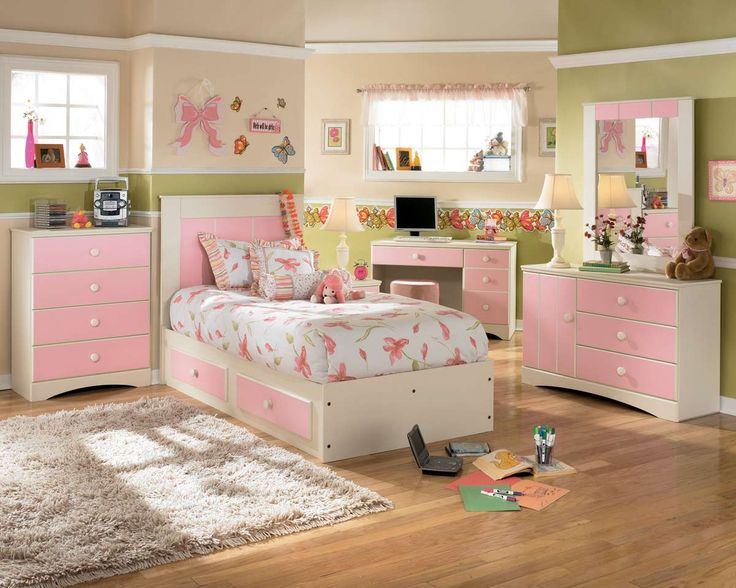 Bedroom Sets For Girls – House n Dec