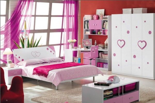 Teenage Girl Bedroom Set | Girls bedroom furniture sets, Girls .
