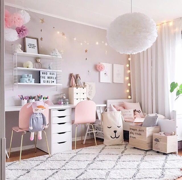 girls room decor ideas