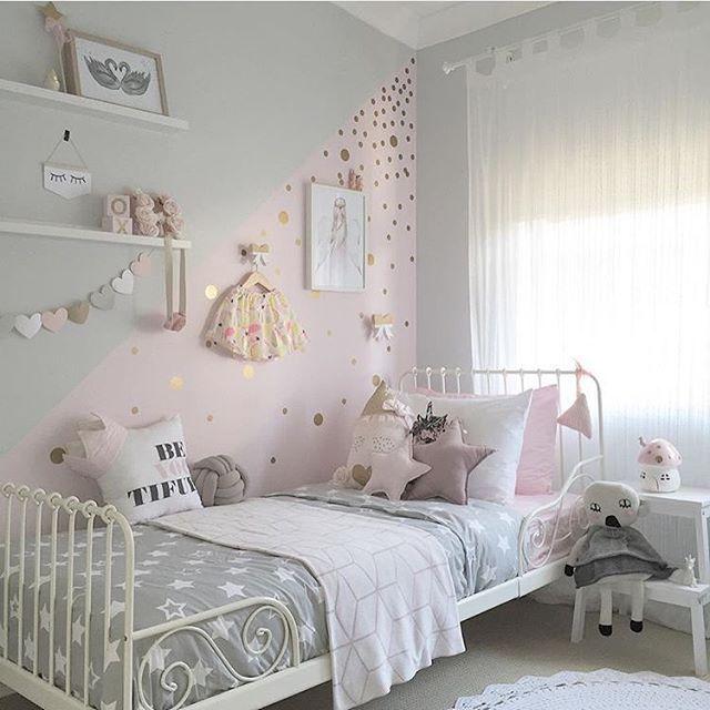 20+ More Girls Bedroom Decor Ideas | Decoración dormitorio niña .