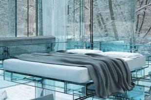 Glass Houses Showcase A Line of Glass Furnitu