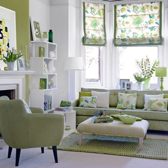 Green Living Room Ideas You Wish You Had Seen Earlier | Fresh .