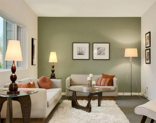 Living Room Decor And Design Ideas | Accent walls in living room .
