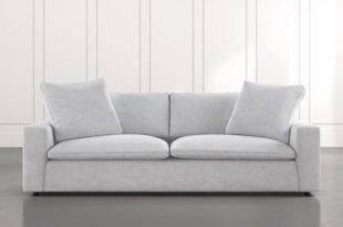 Utopia Light Grey Sofa   Living Spac