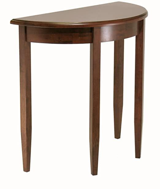 Amazon.com: Winsome Concord Half Moon Table: Home & Kitch