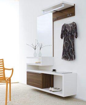 Contemporary wall unit for entrance hall SENTO : Nr. 274 Sudbrock .