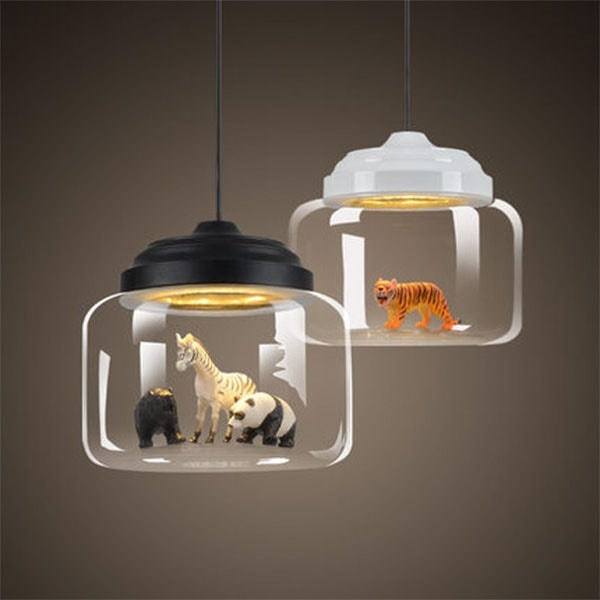 Little Zoo Hanging Lamps - ApolloB