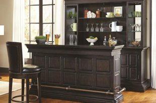 Burton Home Bar Set Pulaski Furniture | FurniturePi
