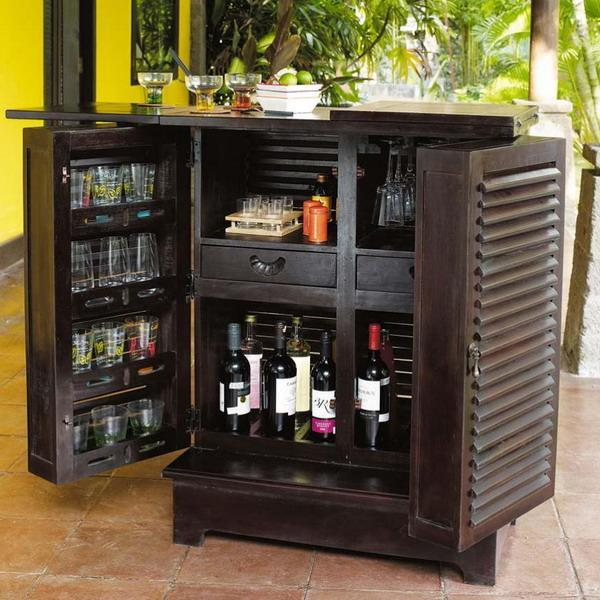 Modern Space Saving Furniture for Home Bar Desig