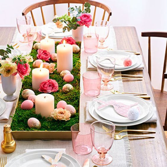Easter Home Decor Ideas | Hadley Court - Interior Design Bl