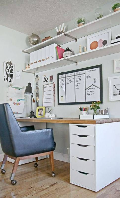 Shared Home Office Ideas: How To Work From Home Together | Home .