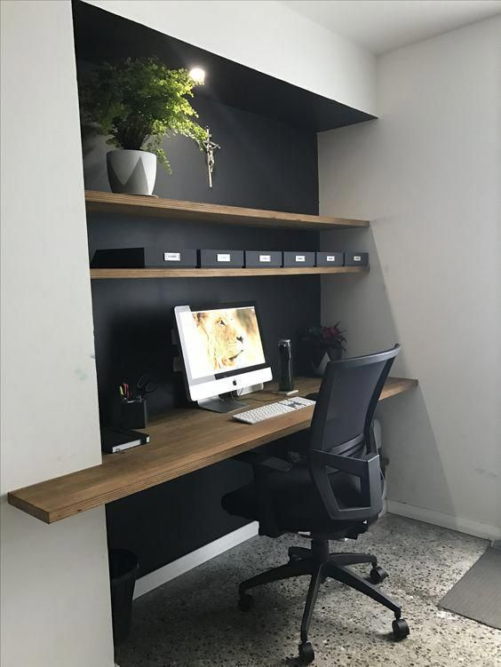 22+ Contemporary Home Office Design Ideas For a Trendy Working .