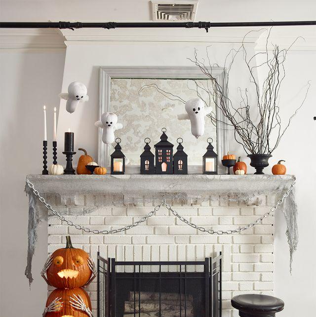 50 DIY Halloween Decorations - How to Make Halloween Decoratio