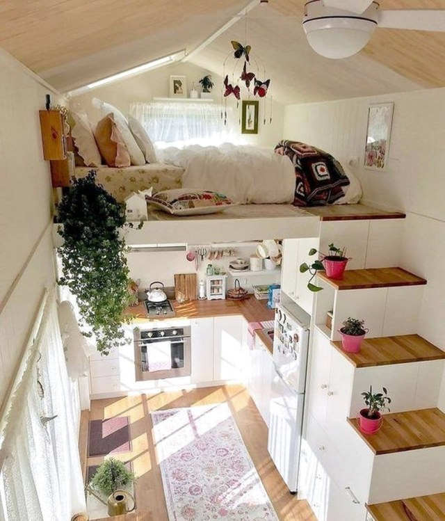 50 Best Tiny House Design Ideas - Home/Decor/Diy/Desi