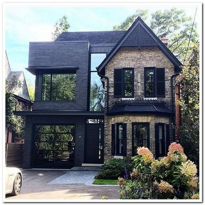 30+ new modern dream house exterior design ideas ~ IR