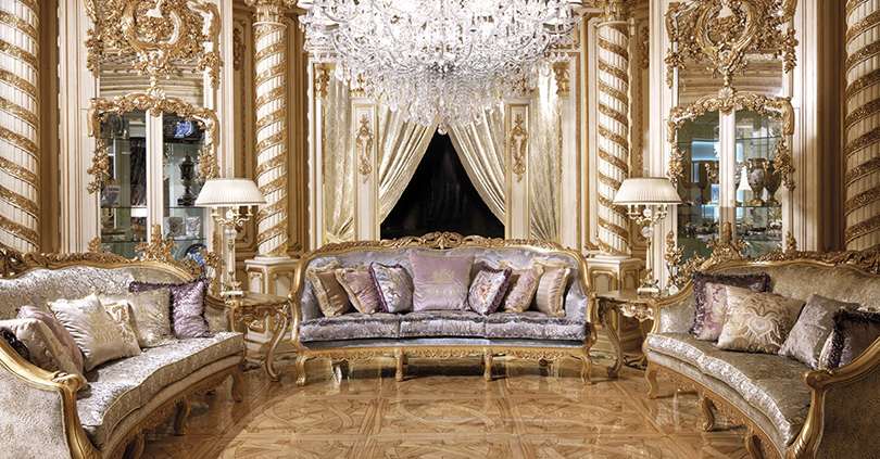 Classic Italian furniture | Francesco Mol
