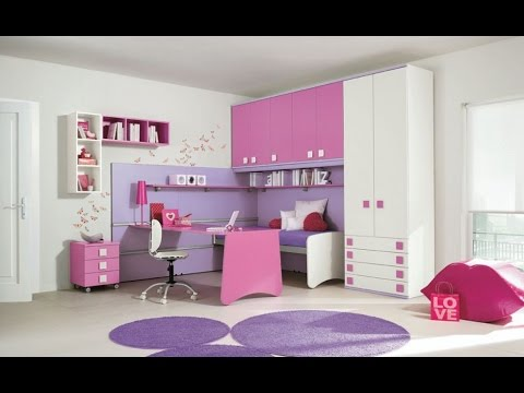 10 Fun and Modern Kids Bedroom Furniture Ideas - YouTu