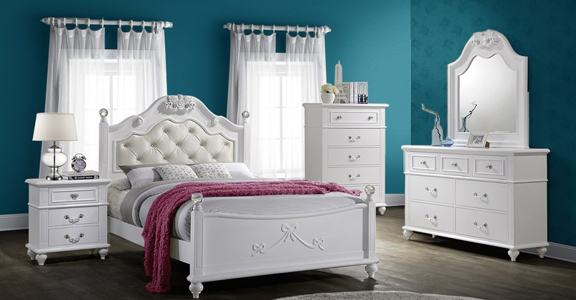 Kids Bedroom Furniture - Beck's Furniture - Sacramento, Rancho .