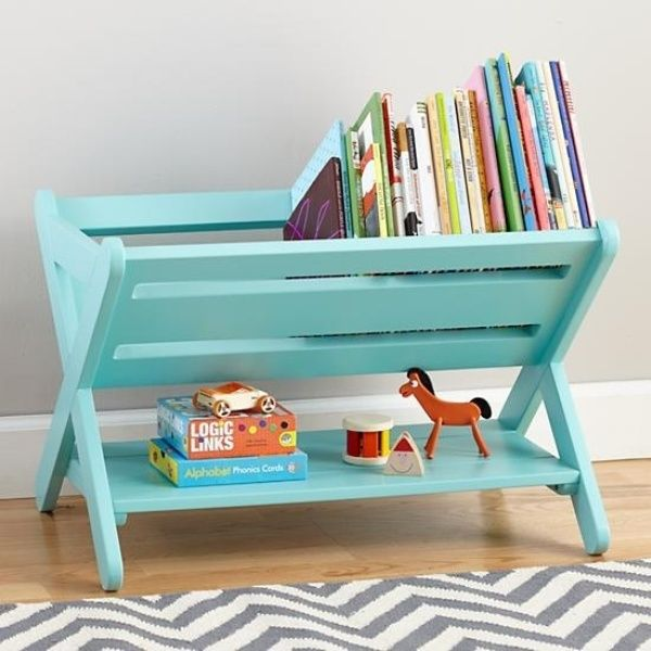 25 Really Cool Kids' Bookcases And Shelves Ideas | Kidsomania .