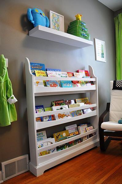 Kids bookcase/bookshelf « Hellobee Boards | Kids bookcase, Modern .