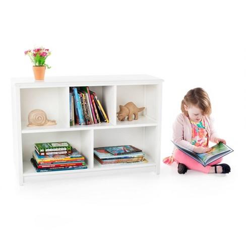 Kids Bookshelf - White - Guidecraft : Targ
