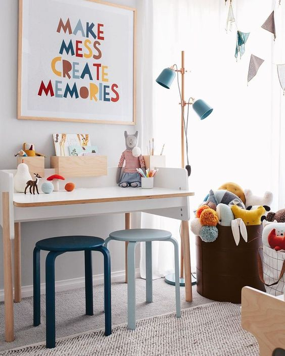 kids desk ikea - Kids Room Ide