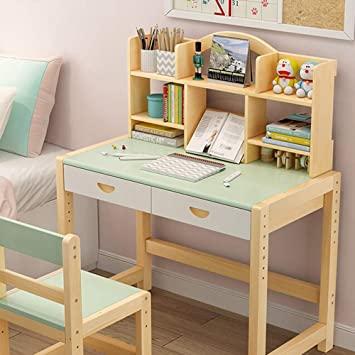 Amazon.com: Limaomao-Home Kids' Desks Wooden Children's Desk .
