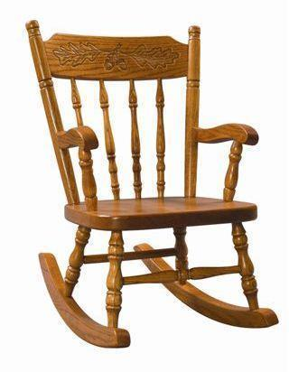 Kids Rocking Chair from DutchCrafters Amish Furnitu