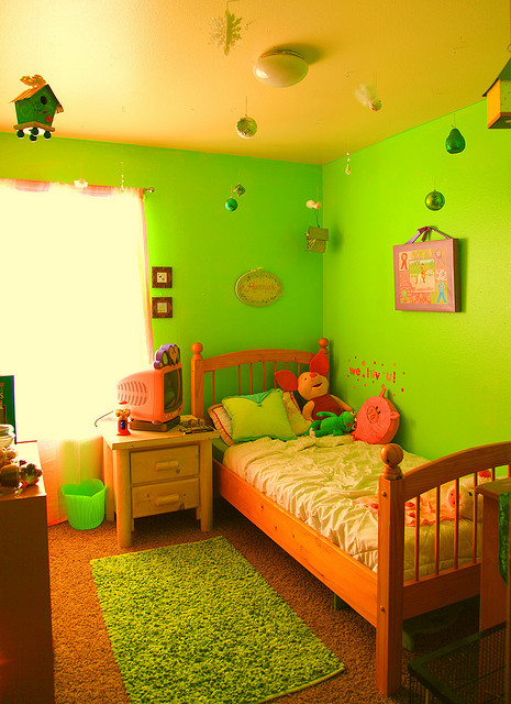 Get Creative With These Easy and Affordable Kid's Room Decorating .