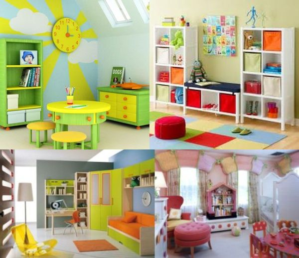 Kids Room Décor: Innovative Ideas to Add a Little Zest to Your .