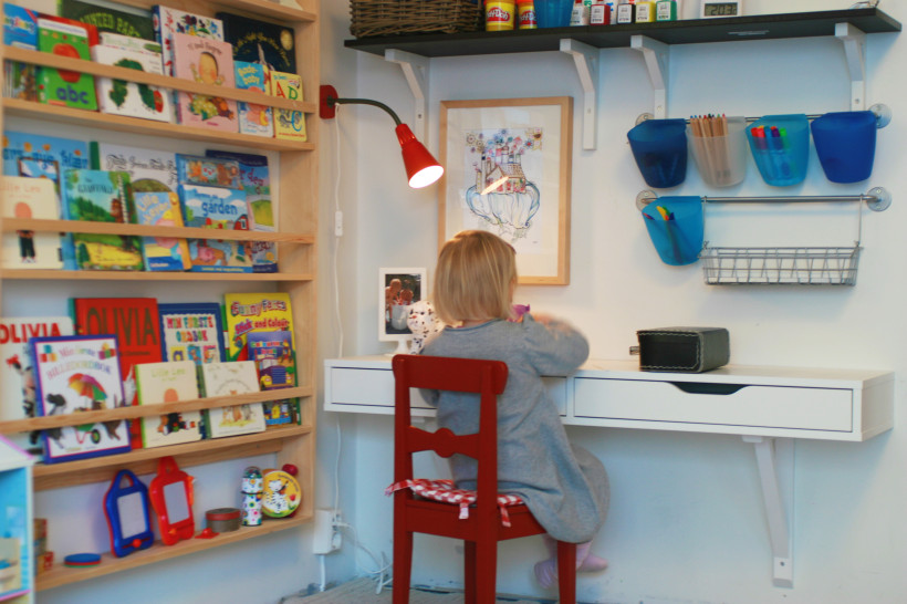 Kids Rooms Storage Solutions | How To Organize Kid's Roo