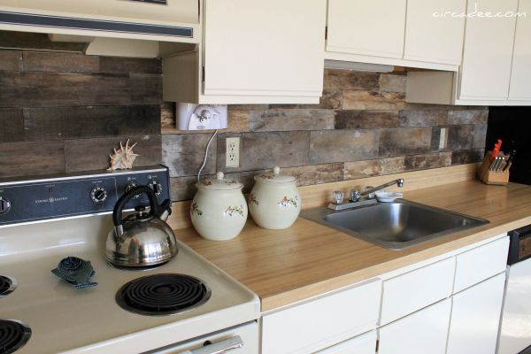 Top 32 DIY Kitchen Backsplash Ide