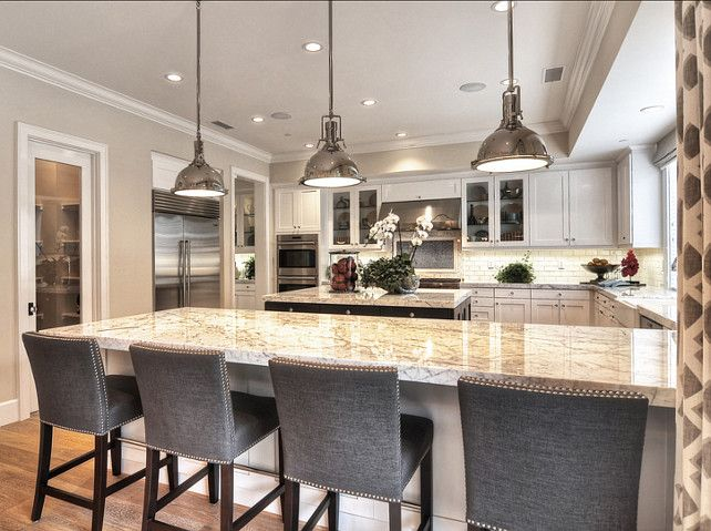 Comfortable Upholstered Kitchen Bar Stools You Need To S