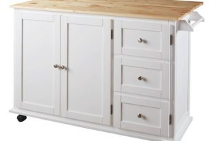 Withurst Kitchen Cart White - Signature Design By Ashley : Targ