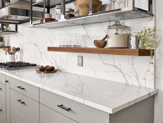 The Top Kitchen Countertops Found in Washington Homes - Precision .
