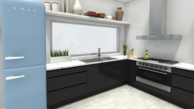 RoomSketcher Blog | Plan Your Kitchen Design Ideas with RoomSketch