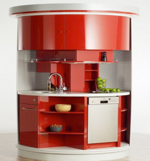 Top 16 Most Practical Space Saving Furniture Designs For Small Kitch