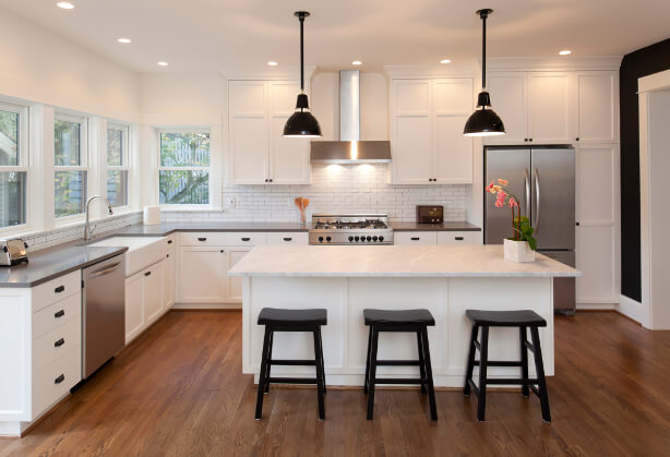 9 Kitchen Island Ideas to Make Your Next Party Perfect | Synchro