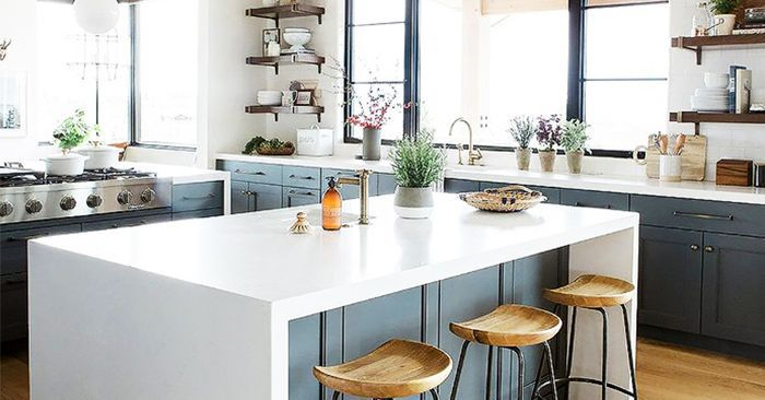 12 Kitchen Islands That Give Us Design En