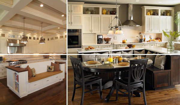 19 Must-See Practical Kitchen Island Designs With Seating .