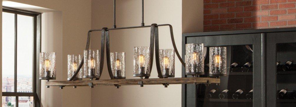 Rustic Kitchen Lighting - LightsOnline.c