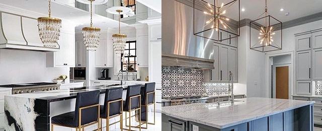 Top 50 Best Kitchen Island Lighting Ideas - Interior Light Fixtur